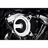 Vance & Hines VO2 Rogue Air Cleaner Kit Chrome 70075