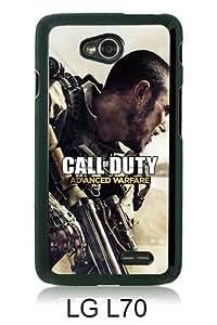 Popular LG L70 Case ,Call Of Duty Advanced Warfare black LG L70 Cover Beautiful And Durable Designed Case