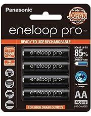Panasonic Eneloop AA Rechargeable Batteries