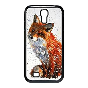 ZK-SXH - Love Fox Brand New Durable Cover Case Cover for SamSung Galaxy S4 I9500, Love Fox Cheap Cell Phone Case