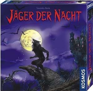 Kosmos 691288 Jäger der Nacht - Juego de mesa [Importado de Alemania]