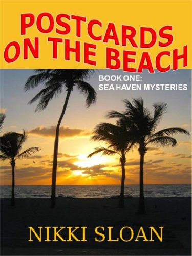 - Postcards on the Beach (Sea Haven Mysteries Book 1)