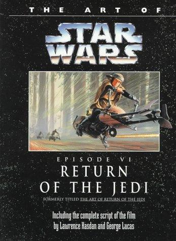 The Art of Star Wars, Episode VI - Return of the - Jedi Art