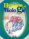 Hygiène et biologie humaines par Crouzols