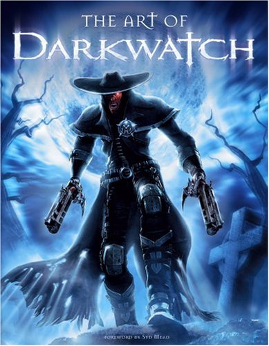 Image of The Art of Darkwatch