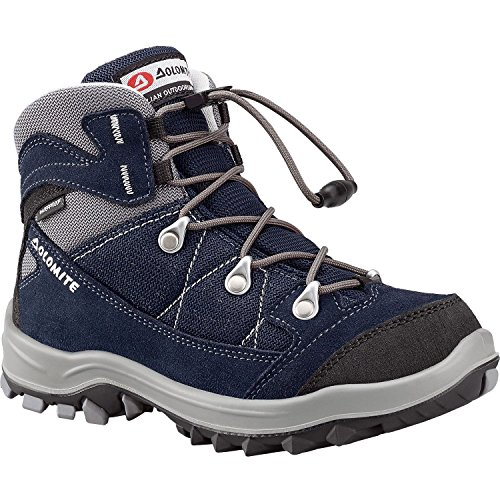 Dolomite Davos Kid Wp Kinder hoher Wanderschuh 251268-0160 blue navy/army green