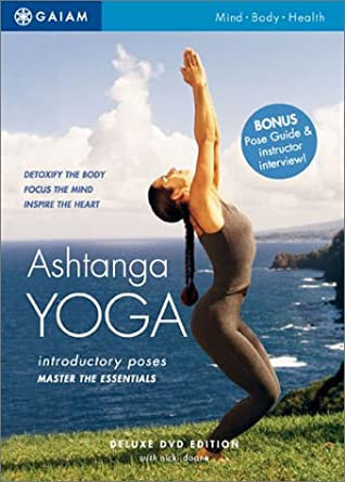 Amazon.com: Ashtanga Yoga - Introductory Poses - Master the ...