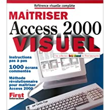 Maitriser access 2000 -visuel