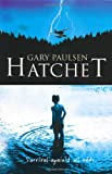 Front cover for the book Hatchet by Gary Paulsen
