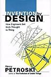 Invention by Design, Henry Petroski, 0674463676