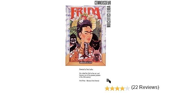 Amazon.com: Frida [VHS]: Ofelia Medina, Juan José Gurrola ...