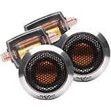 Skar Audio SPX-T 1-Inch 320 Watt Max Power Elite Neodymium Aluminum Dome Tweeters - Pair