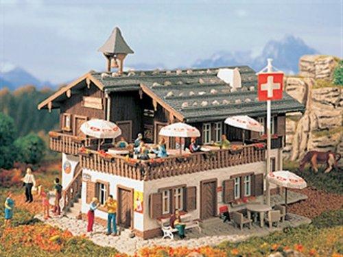 Vollmer 7742 N - Bergrestaurant Modelleisenbahn / Aufbauten Modelleisenbahn / Bauernhof Mühlen und Landhäuser Modelleisenbahn / Gewerbe und Industriegebäude Modelleisenbahn / Sonstige Gebäude