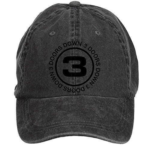 Tommery Unisex 3 Doors Down Hip Hop Baseball (Shay Halloween Chicago)