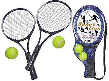 Rama- Raqueta Tenis EN Bolsa 2 Unidades, (44607): Amazon.es ...