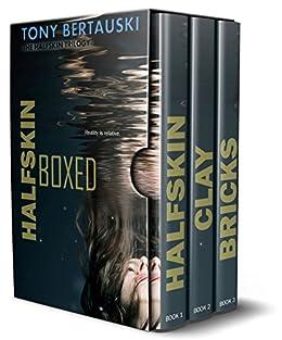 Halfskin Boxed: A Technothriller by [Bertauski, Tony]