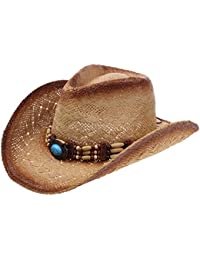 a349256d6fc Western Outback Cowboy Hat Men s Women s Style Straw Felt Canvas