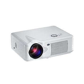 Adeneng® Mini LED proyector 4000 lúmenes portátil proyector del ...