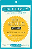 Mini Goals Notepad, , 0811875245