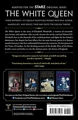 The-White-Queen-The-Plantagenet-and-Tudor-Novels