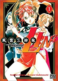 Lin 3, tome 1 par Toshiki Hirano