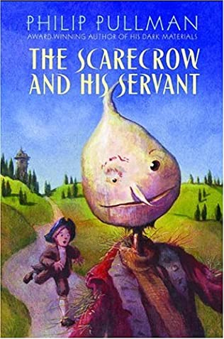 book cover of The Scarecrow and His Servant