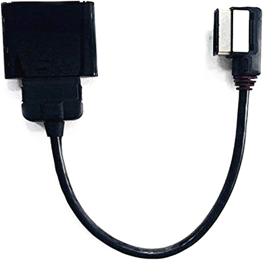 CoolStream CarPro Bluetooth Adapter for 2005-2011 Mercedes and Other Luxury Cars with Factory 30 Pin iPod Media Cable