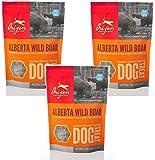 Orijen Alberta Wild Boar Singles Freeze-dried Dog Treats, 3.5-oz Bag (Pack of 3)