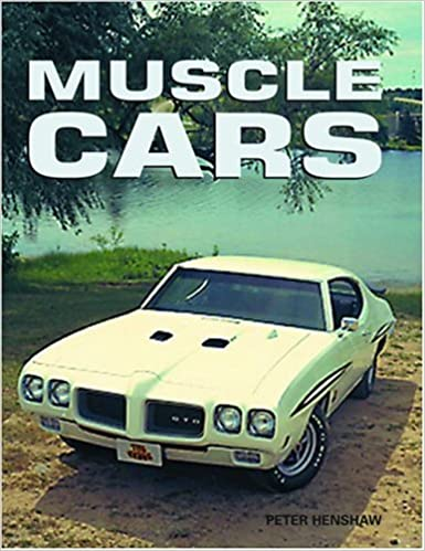 Buy Muscle Cars Book Online At Low Prices In India Muscle Cars