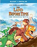 Cover Image for 'The Land Before Time (Blu-ray + DIGITAL HD)'