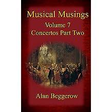 Musical Musings - Concertos Part 2