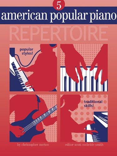 Download American Popular Piano - Repertoire: Level Five - Repertoire pdf