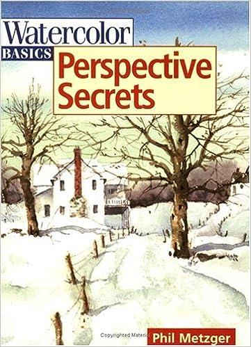 Watercolor Basics - Perspective Secrets