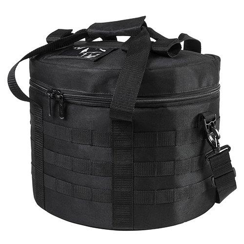 - NcSTAR NC Star CLHELBAG2981B, Helmet Bag, Black