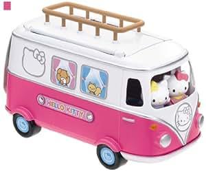 Hello Kitty Camper Van Pink (japan import)