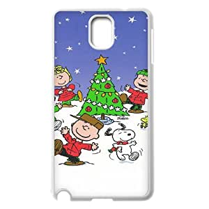 Samsung Galaxy Note 3 Phone Case for Charlie Brown Christmas pattern design
