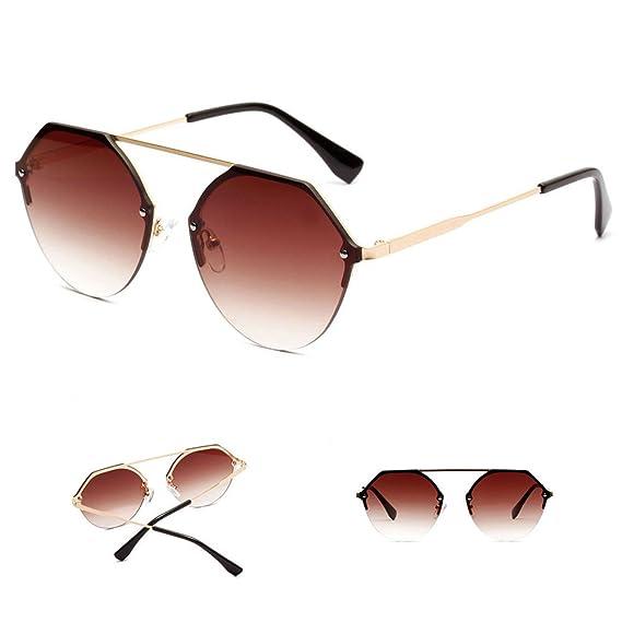 956a2e9b86898 Nouveau design Hexagone Lunettes de soleil Femme Retro Vintage Hommes  Fashion Lunettes de soleil clair Chers nuances surdimensionnés Lunettes  Femmes 2018