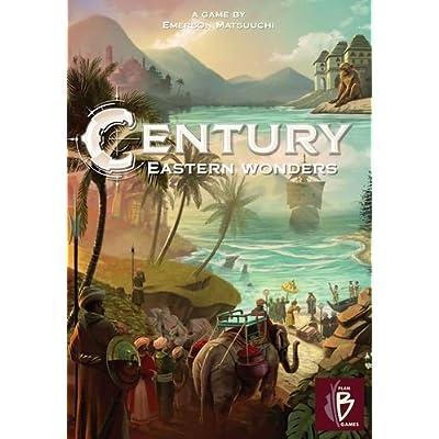Century Eastern Wonders: Toys & Games
