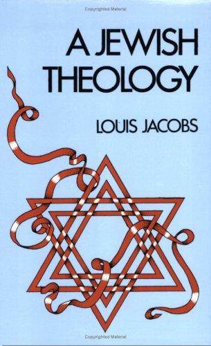 A Jewish Theology