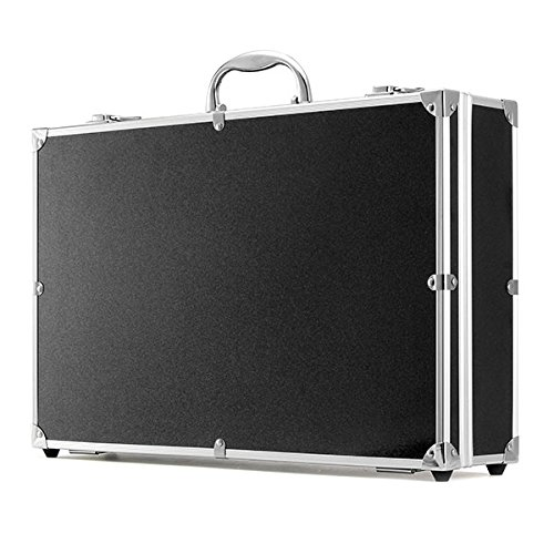 Realacc Aluminum Suitcase Carrying Box Case for Hubsan H501S X4 RC Quadcopter