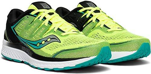 Saucony Men's Guide ISO 2 Road Running Shoe 10