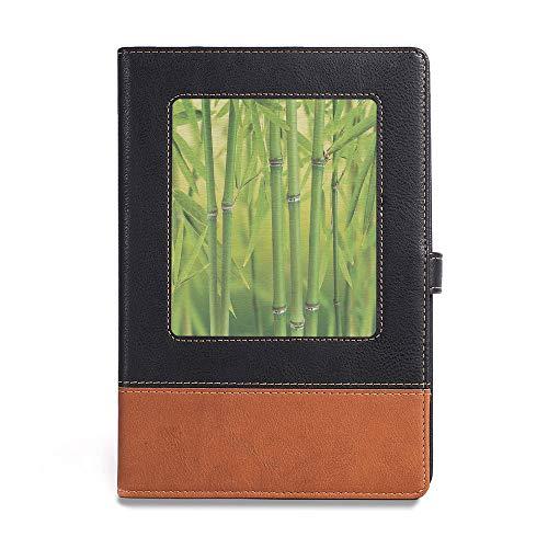 Bound Notebook,Bamboo,A5(6.1