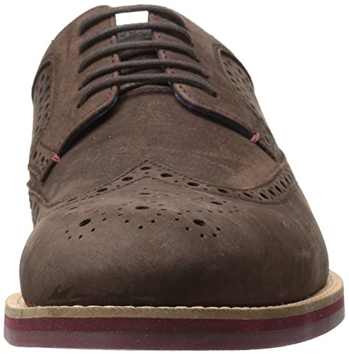 Ted Baker Mens Fanngo Uniforme Robe Chaussure Marron