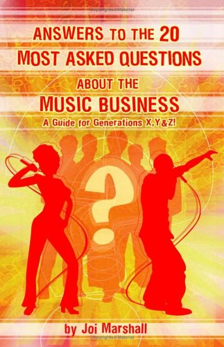 Download Answers to the 20 Most Asked Questions about the Music Business ebook