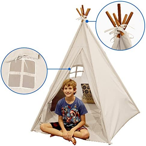 EasyGoProducts Indoor Teepee Tent
