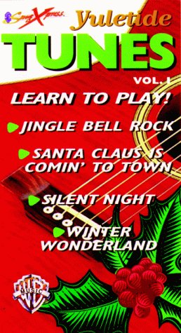 Songxpress: Yuletide Tunes 1 [VHS] ()