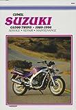 Clymer Suzuki- Gs500 Twins, 1989-1996: Gs500 Twins : 1989-1996
