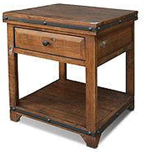 Addison Rustic End Table