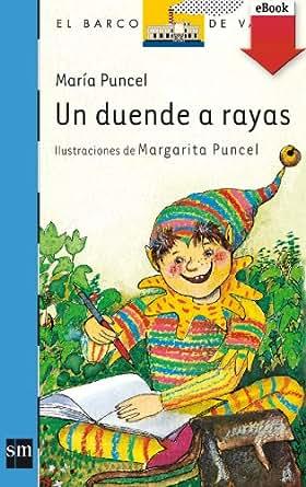 Amazon.com: Un duende a rayas (eBook-ePub) (Barco de Vapor Azul