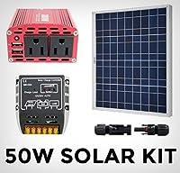 Solar Generator Starter Kit - Green Ener...